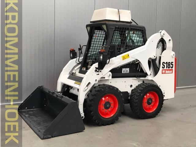 Bobcat S 185 High flow