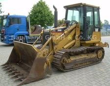 Caterpillar 939C, Laderaupe, Bj 01, 1200 Bh, 4in1, Ripper