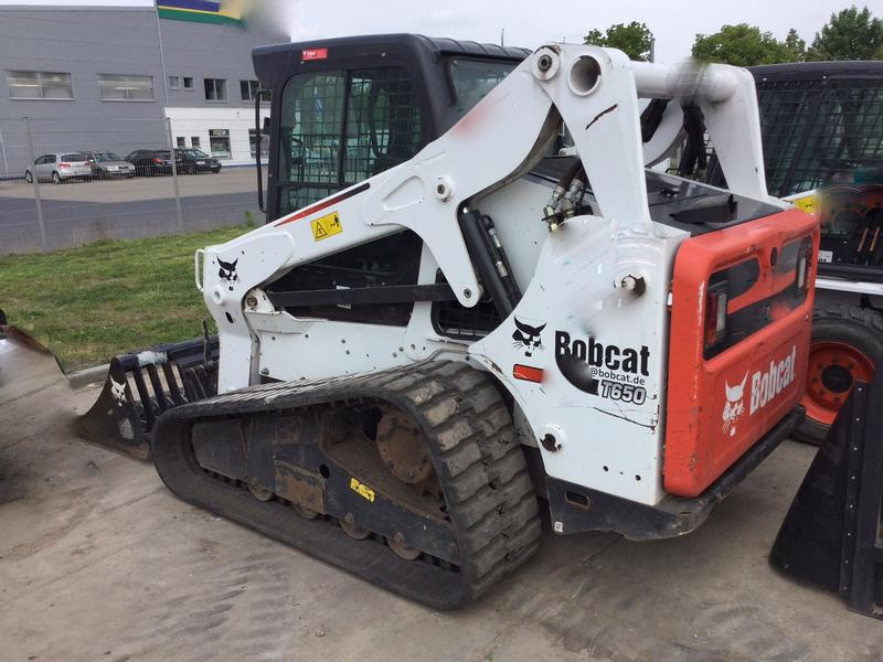 Bobcat T 650/High Flow/Deluxe