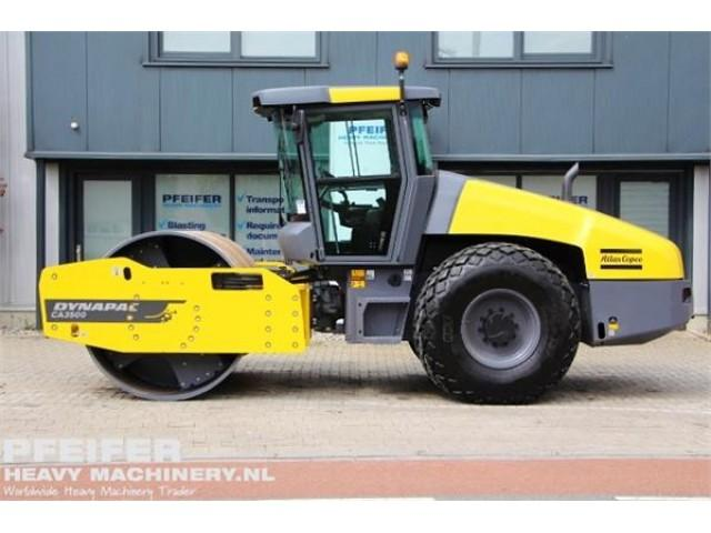 Atlas Copco DYNAPAC CA3500D NEW / UNUSED Also For Rent!