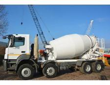 Mercedes-Benz 3535 9cbm mixer