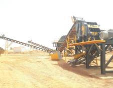 Fabo DMK-01 SERIES 100-150 TPH SECONDARY IMPACT CRUSHING PLANT