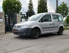 VW Caddy 1,6  benzin