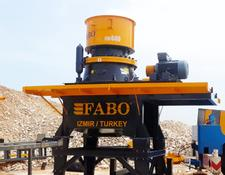 Fabo CC-300  CRUSHING PLANT