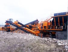 Fabo STATIONARY TYPE 120-200 CRUSHING PLANT