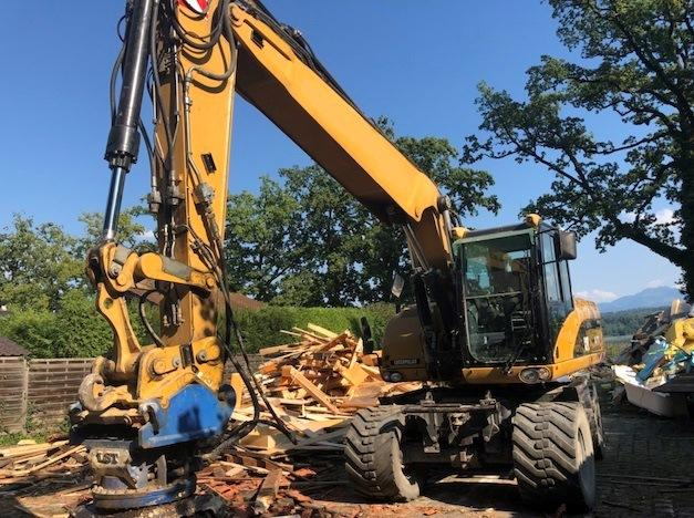 Caterpillar CAT M 318 D