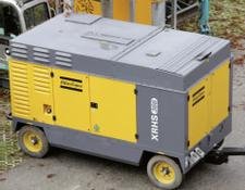 Atlas Copco XRHS 366 CD20 - Kompressor