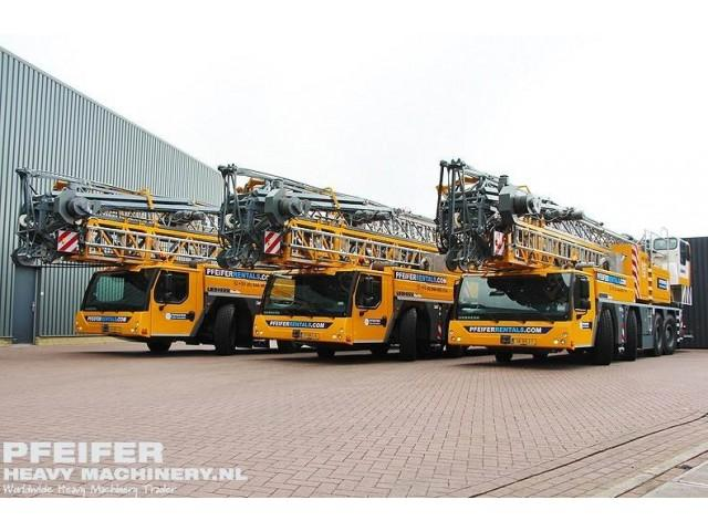 Liebherr MK88 PLUS NEW, For Rent, 45 m Flight, 8t Cap, Plus