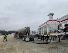 Constmach MOBILE 120 PORTABLE CONCRETE PLANTS WITH THE LAST SYSTEM TECHNOL
