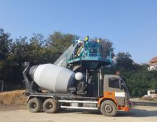 Constmach 30 m3/h FULLY MOBILE CONCRETE PLANT FROM CONSTMACH