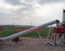 Constmach 160 m3/h CAPACITY FIX TYPE CONCRETE PLANT | LEADING COMPANY OF T