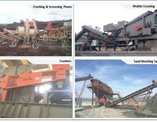 Constmach CRUSHERS OPTIMAL SOLUTIONS FOR YOUR BUSINESS