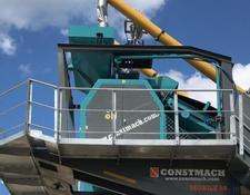 Constmach SINGLE SHAFT CONCRETE MIXERS, 2 YEARS WARRANTY