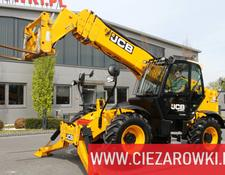 JCB 540-170 / HiViz / 4t / 17m / turbo / powershift / ac