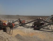 Constmach CRUSHING SCREENING PLANT READY TO DELIVERY FOR SALE