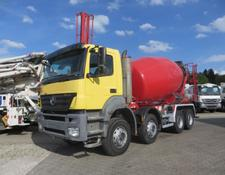 Mercedes-Benz 3241 mit Stetter 9m3  German Mixer