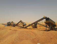 Fabo 200-300 tph | Fixed Crushing and Screening Plant | New Generatio