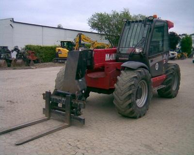 Manitou MLT 845-1205E Teleskoplader mtl.Rate ab 1.599 Euro