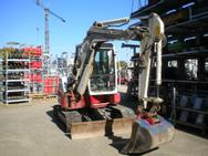Takeuchi TB153FR Hüllkreisbagger (MP1532) full rotation excavator