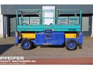 Haulotte H12SDX Diesel, 4x4 Drive, 12 m Working Height,Roug