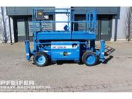 Skyjack SJ6826RT Diesel, 4x4 drive, 9.9m working Height, R
