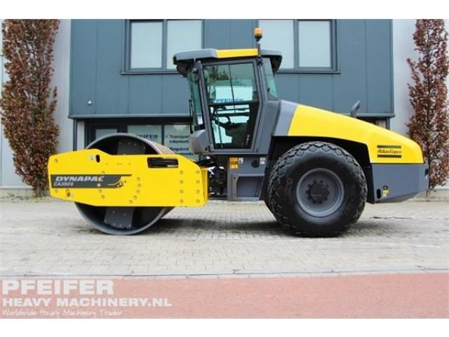 Atlas Copco DYNAPAC CA3500D NEW / UNUSED, Also For Rent!