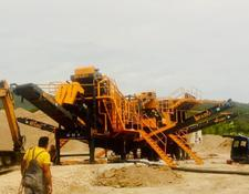 Fabo FULLSTAR-60 MOBILE CRUSHING SCREENING & WASHING PLANT | 60-100 T
