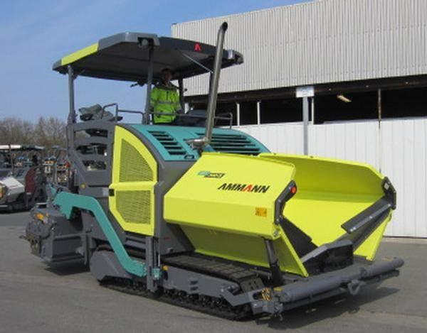 Ammann AFT 700-3 PLUS T4 Demo