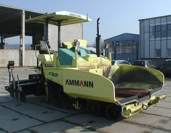 Ammann AFW 350 G TOP