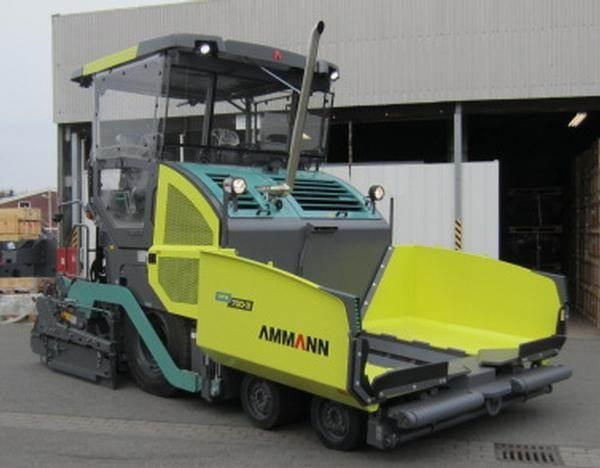 Ammann AFW 700-3 T4 PLUS 6WD DEMO