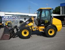 JCB 409B mit Deutzmotor - 40 km/h Version