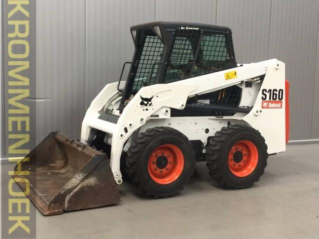 Bobcat S 160 High Flow | A/C