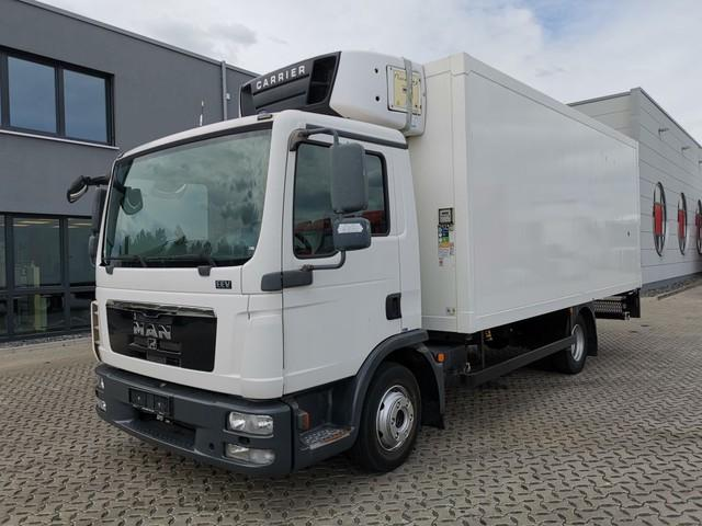 MAN TGL 7.150 / TÜV NEU!/MANUAL /Carrier / 2 Kammern