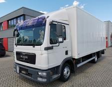 MAN TGL 7.180 4x2 BB / Ladebordwand / Euro 5