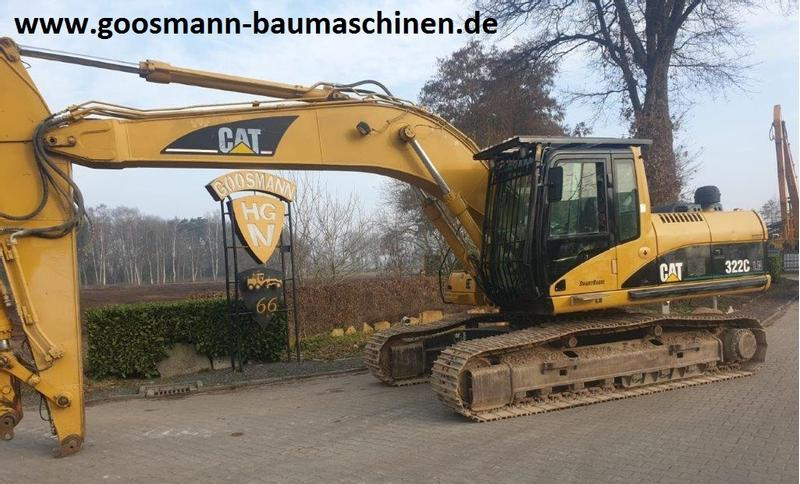 Caterpillar 322 CLN