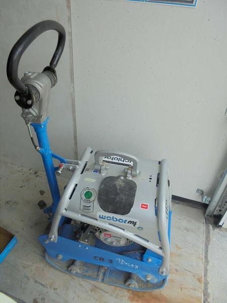WEBER MT BODENVERDICHTER CR3E
