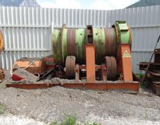 Mannsberger MRS 13  Stabrohrmühle gebraucht rod mill crusher machinery