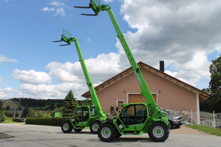 Merlo  P 28.8 Plus Neumaschine !!