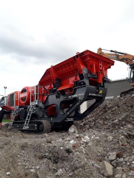 Terex Finlay J1170 Direct Drive // #1707