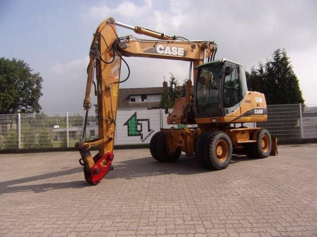 Case WX 165 ( O&K - New Holland )