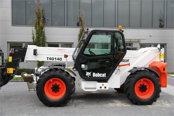 Bobcat TELESCOPIC LOADER T40140 4x4x4 14 M