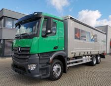 Mercedes-Benz Antos 2540 / Automatic / Liftachse / Euro 6