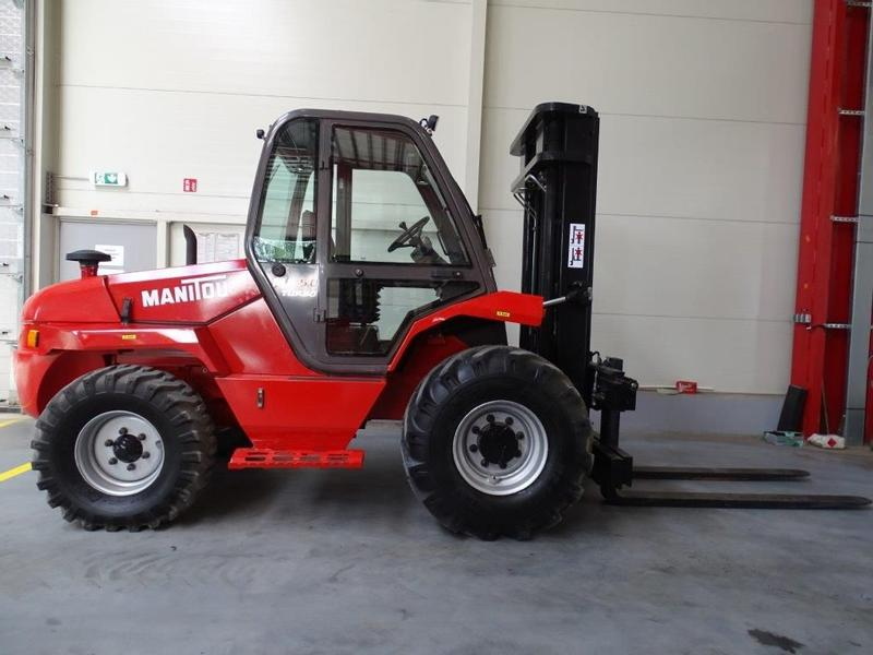Manitou MC40T Powershift