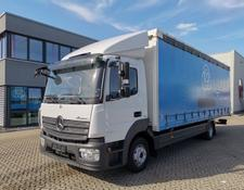 Mercedes-Benz Atego 1221 LnR / Automatik / Engine brake