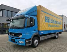 Mercedes-Benz Atego 1224 / Ladebordwand / Manual