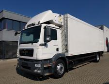 MAN TGM 18.290 4x2 LL / Carrier / Ladbordwand