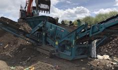Powerscreen Warrior 800