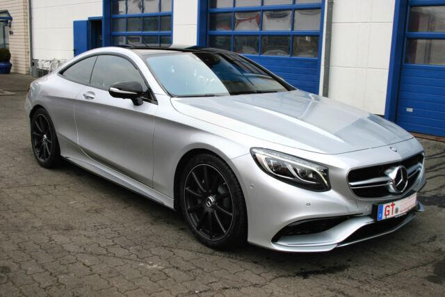 Mercedes-Benz S-Coupe S 500 4-Matic AMG Umbau designo VOLL S63