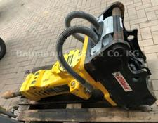 Atlas Copco SB 302, BJ 17, Oilquick OQ45, TOP