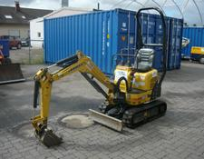 yanmar sv 08 minibagger gebraucht. Black Bedroom Furniture Sets. Home Design Ideas